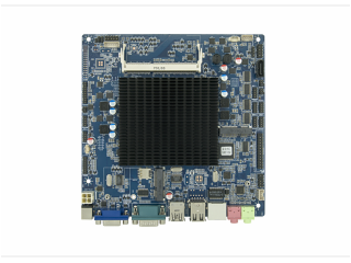 BD19M1D9-6-L-智微智能 BD19M1D9-6-L Thin-ITX POS 零售主板