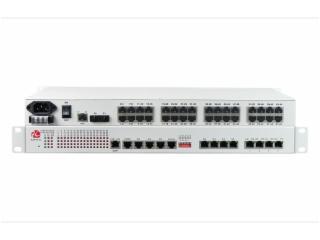 FC2P-E32G4-飞畅科技-32E1+4GE PDH光端机