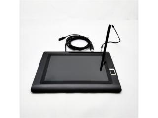 供應行業無紙化簽批10寸電磁指紋簽字板