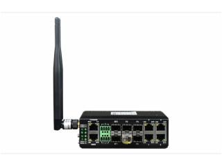 FCM-WIFI-GF4G1-飞畅科技-光纤-wifi备份型 4百兆电口+4百兆光口+路千兆光口 光纤交换机