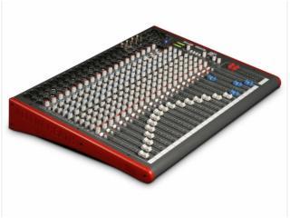 ZED-24-模擬調音臺