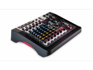 ZEDi-10FX-调音台