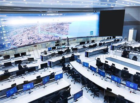 魅视分布式落地长三角首个网络安全指挥中心