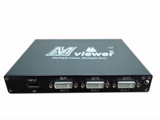 MV103S-HDP-三屏擴展儀(DP版)