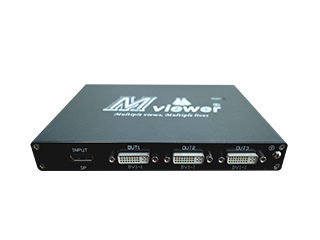 MV103S-HDP PRO-三屏擴展儀(DP PRO版)