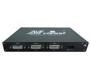 MV303-HDMI-三屏擴展儀(HDMI版)