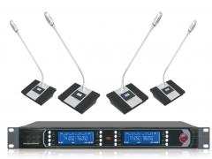 少普斯SHOEPUS會議話筒鵝頸話筒無線話筒WM-804