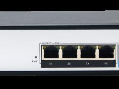 BWS3706P 4口百兆PoE交换机(4+2)