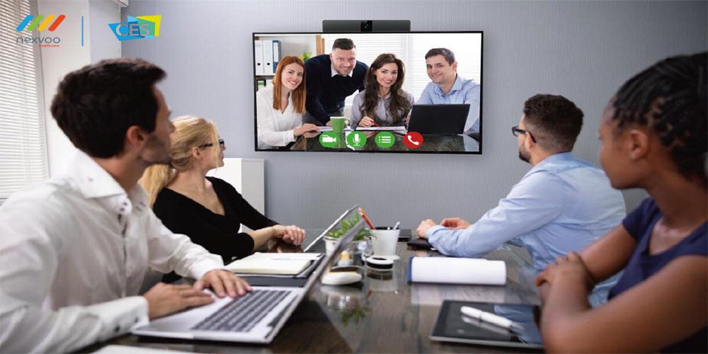 奈伍視頻會議一體機-專業的視頻會議設備廠家
