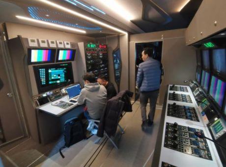 Black Box Emerald KVM系统应用于4K超高清转播车