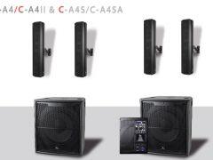 Seer C-A4线性有源音柱低音会议室专用流动演出