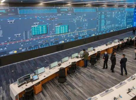 刷爆朋友圈!淳中科技能源行业标杆项目惊艳亮相
