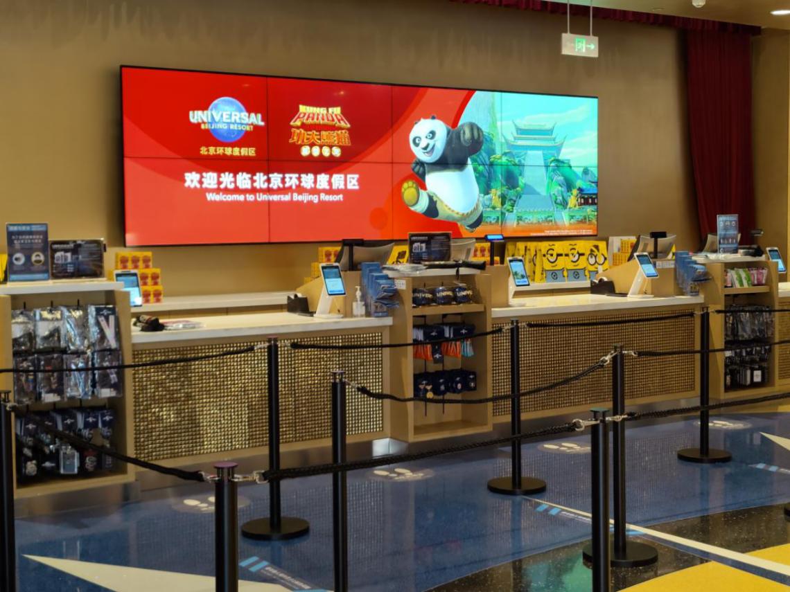 全球頂尖!LG電子助力北京環球影城打造頂級流量密碼