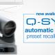 Q-SYS会议摄像机预设自动回置插件图片