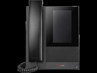 CCX 400-帶彩色觸摸屏的入門級商務媒體桌面電話。