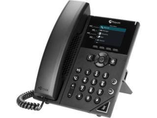 VVX 250-4 線路 IP 桌面電話