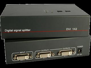 DB-DRDVI0102/DB-DRDVI0104/DB-DRDVI0108-DVI分配器