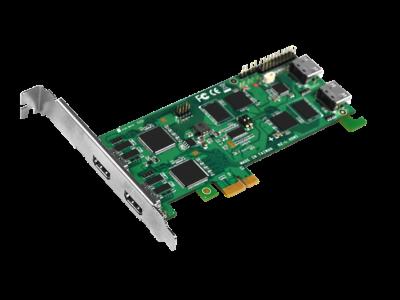 TC-5A0N2-L  HDMI-天創恒達2路HDMI高清音視頻采集卡