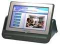 ST-7600C-彩色無線畫中畫觸摸屏