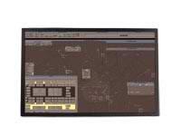 MDPW-476-30 英寸空中交通管制矩形显示器