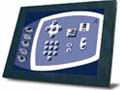 TAC 15K-墙面嵌入式LCD触摸屏