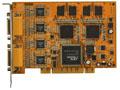 HB18016T-16路CIF音视频DVR压缩卡