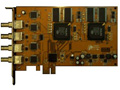 HB-1504DE-4路DVR专用视频解码卡