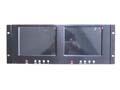 PG-LCD802-2單元機柜型監視器