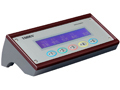HCS-4368DF/20-帶圖形LCD屏,防水功能的表決代表單元