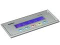 HCS-4368DF/FM/20-带图形LCD屏,防水功能的表决代表单元