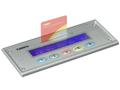 HCS-4368CFK/FM/20-带IC卡读卡器,图形LCD屏的表决主席单元