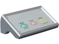 HCS-3600CRA-臺面式帶三鍵表決主席表決器