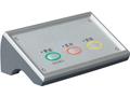 HCS-3600DRA-臺面式帶三鍵表決代表表決器