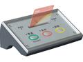 HCS-3600DRAK-帶三鍵表決、IC卡讀卡器的代表表決器