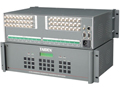 TMX-0808HD-A-8×8分量视频+立体声音频矩阵
