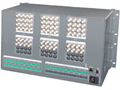 TMX-1608HD-A-16×8 分量視頻+立體聲音頻矩陣