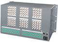 TMX-1616HD-A-16×16分量視頻+立體聲音頻矩陣