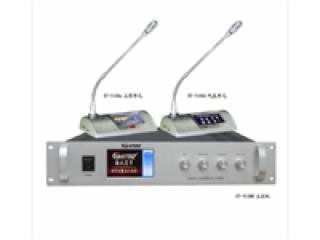 HT-9100-觸摸屏控制數字視頻會議系統