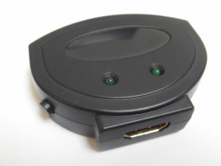 HDSW-A1-HDMI切换器2进1 塑胶外壳微型