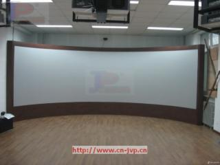 JVP-MHS-巨屏JPSCREEN金属幕,工程幕,金属硬幕,投影幕,正投幕