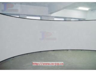 JVP-MHSP-巨屏JPSCREEN金属屏,工程幕,金属硬幕,投影幕,正投幕