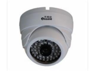 TSD804-3C500RW-天视达500万像素高清网络摄像机高清无线红外防暴网络半球