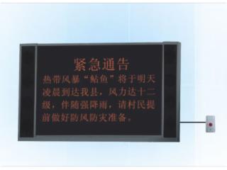LED报警终端屏/LED系列-LED报警终端屏/LED文字信息屏