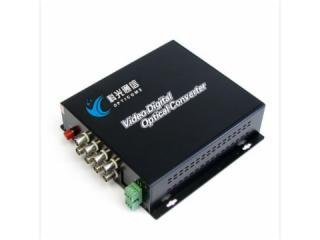 OPT-S8V-T/RF-8路视频光端机+选件