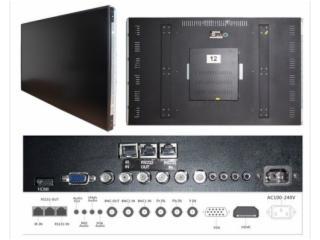 46寸大屏拼接-PJ-B461P-3D图片