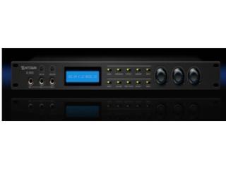K800-数字前级效果器