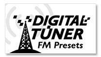 可预设的 FM 数字调谐