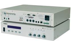 数字化标准型会议系统主机 HCS-3600MBP2